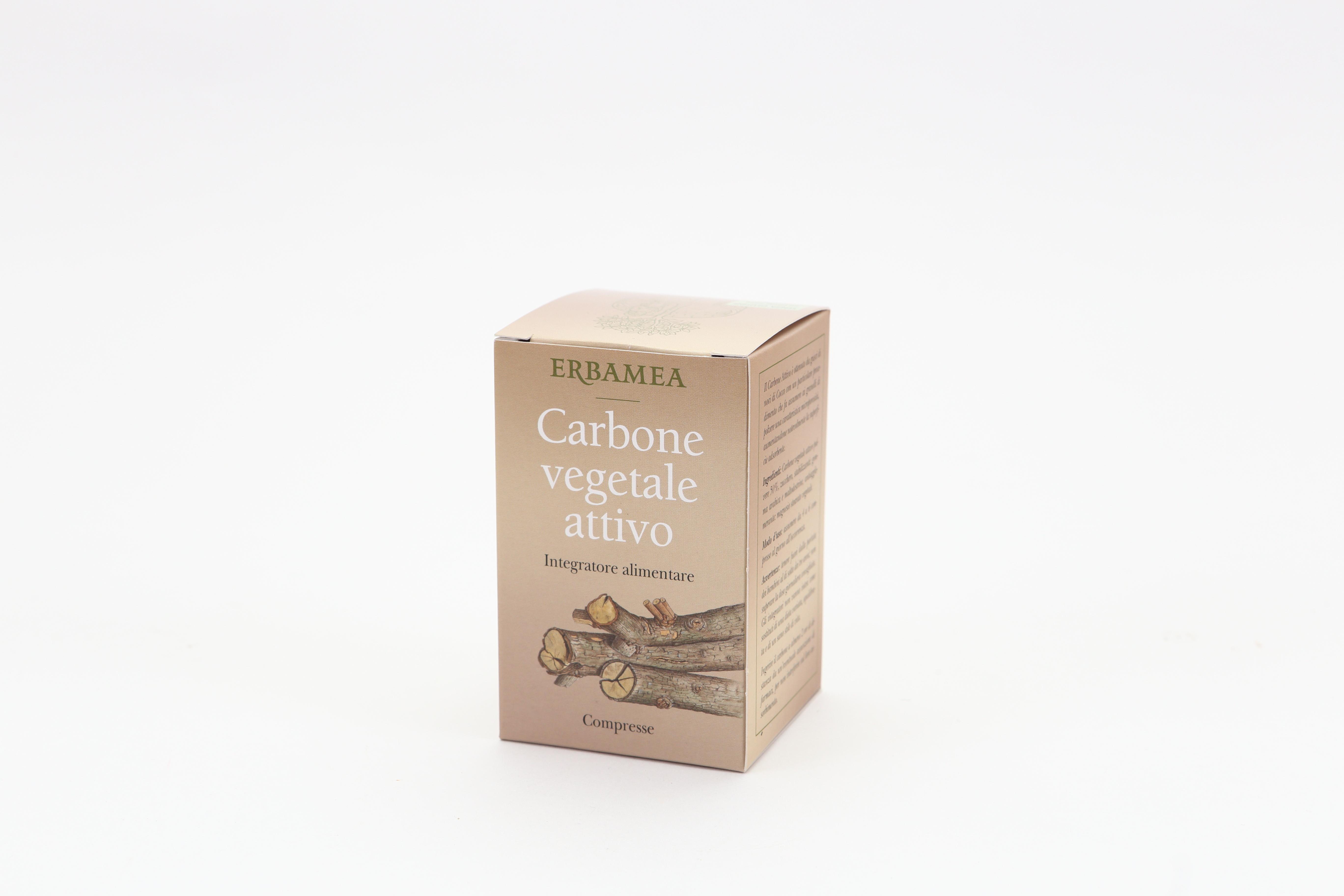 Carbone vegetale attivo erbamea naturalmente erboristeria - Il carbone vegetale fa andare in bagno ...